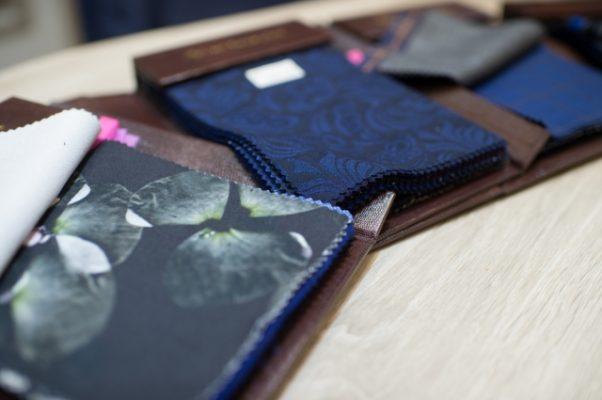 塏斯西服提供多款西裝布料 讓你有豐富的選擇